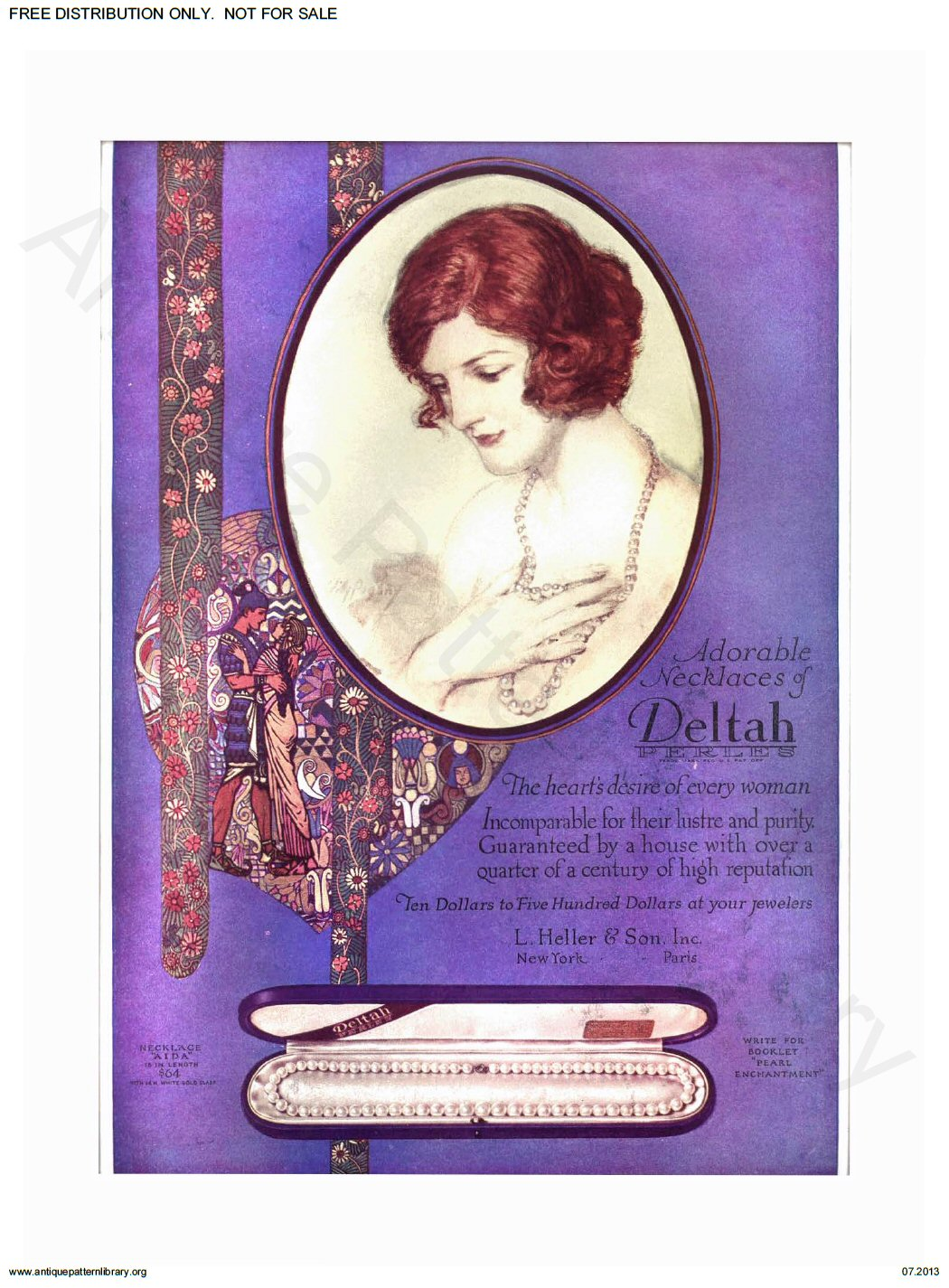 6-AZ001 Modern Priscilla, Needlework, Fashions, Fiction, Housekeeping