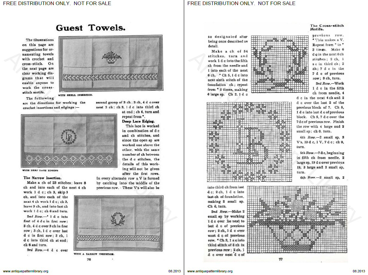 6-EN003 Klickmann: Home art book of Fancy Stitchery