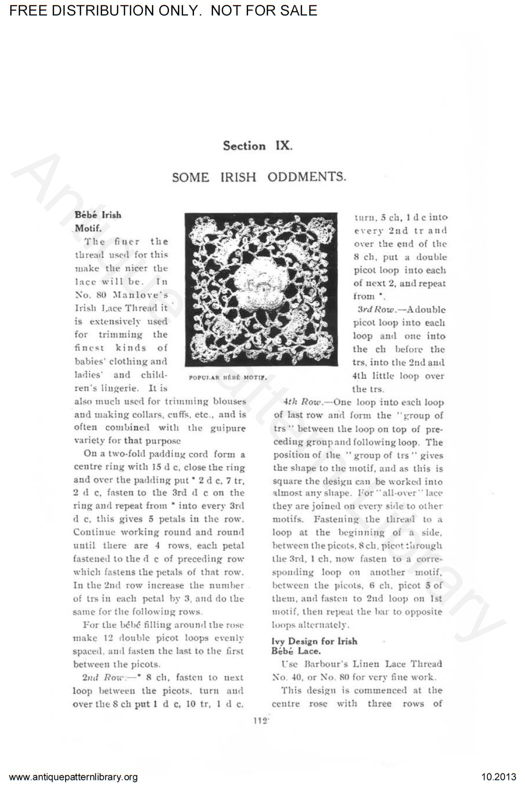 6-JA031 Home Art Crochet Book