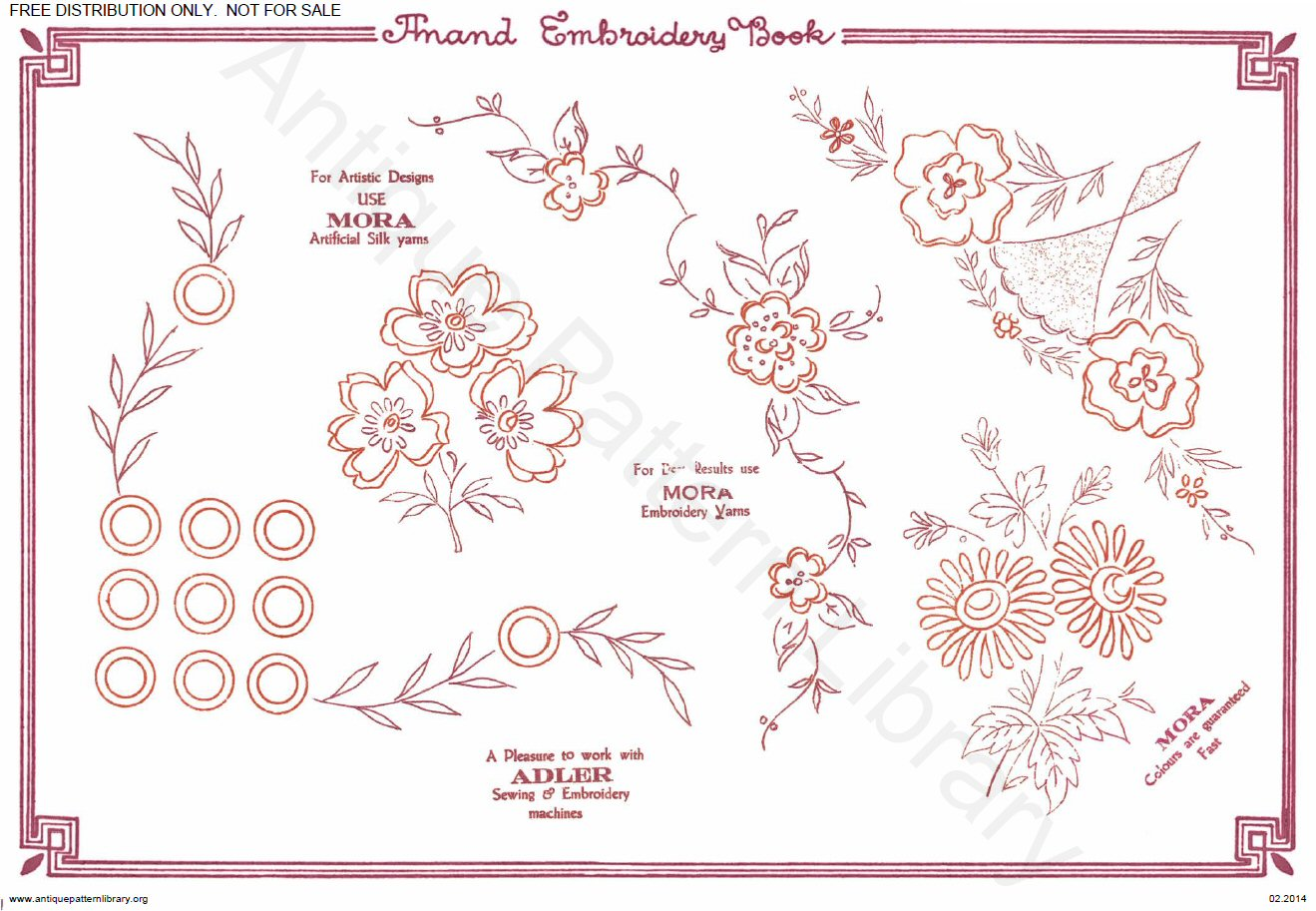 C-LP001 Anand's Embroidery Book