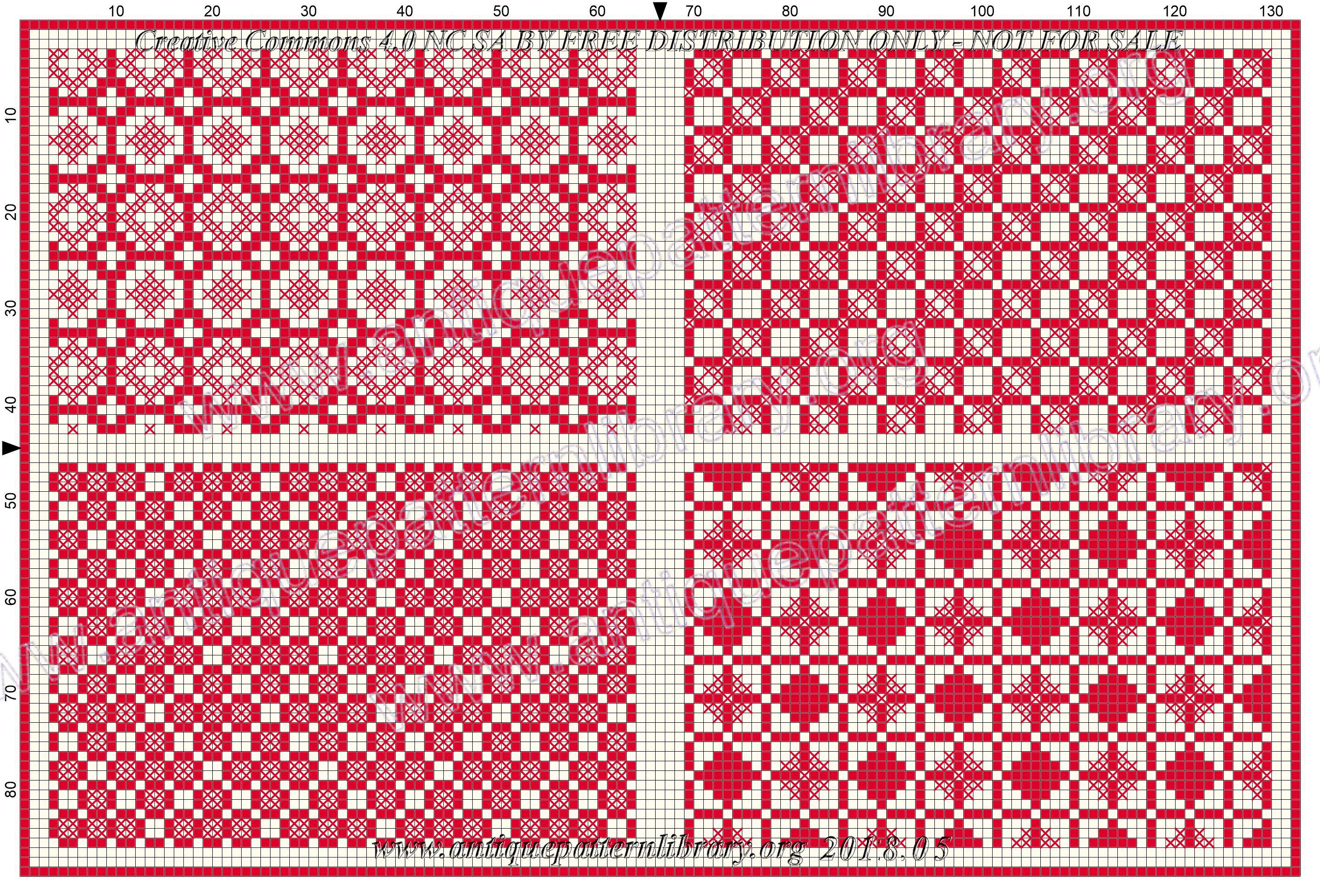 Colorful Häkeln Starbella Schalmuster Crest - Decke Stricken Muster ...