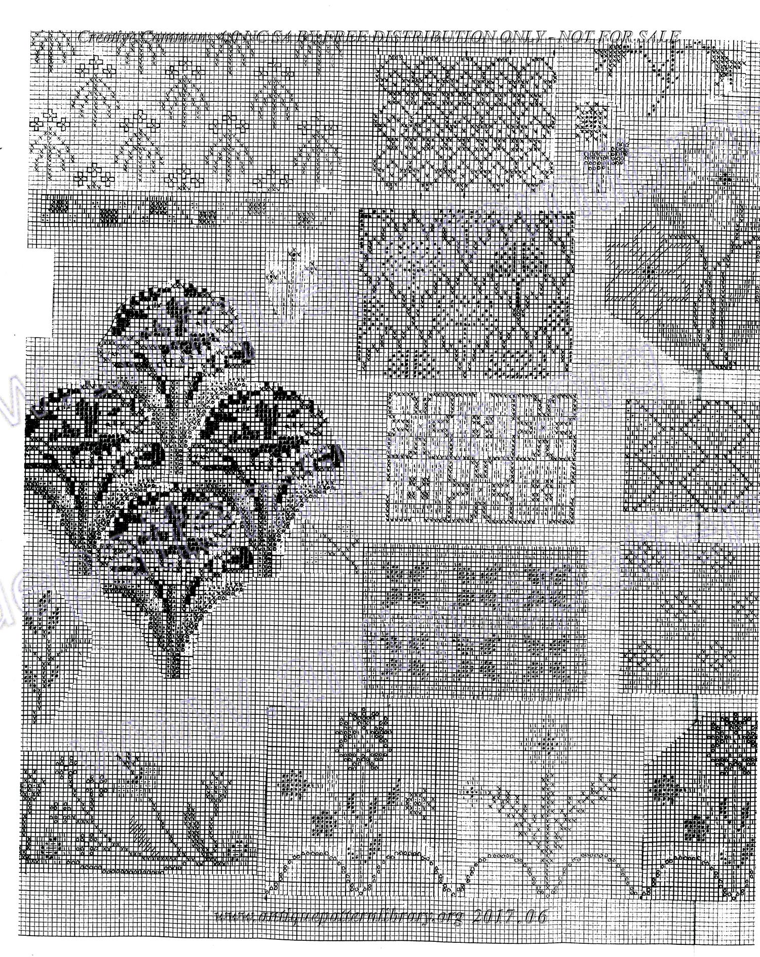 D-CK002 German motifs sampler
