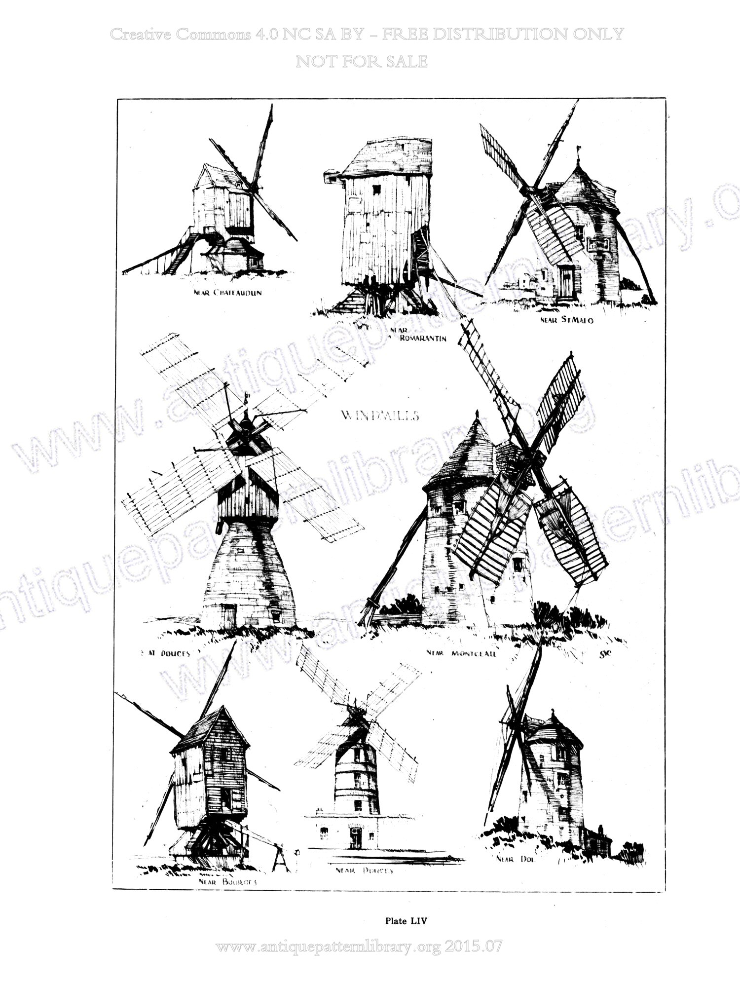 F-WM262 Domestic Architecture in Rural France