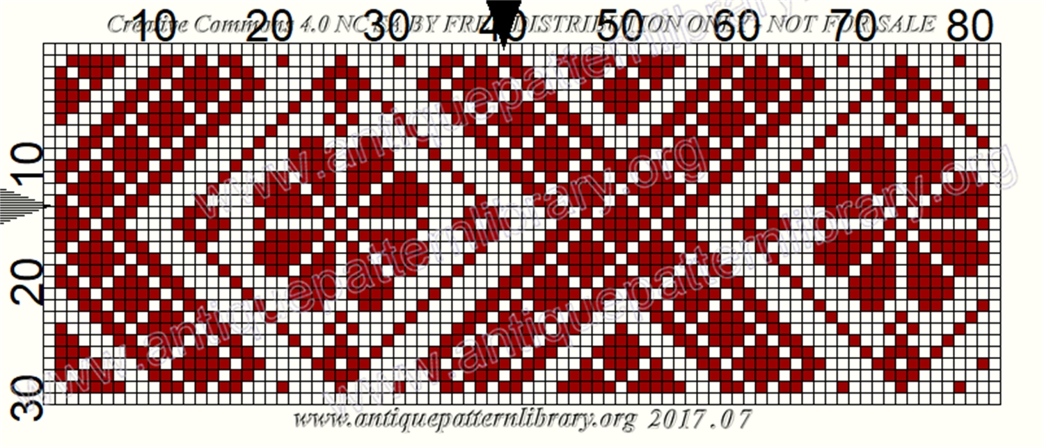 H-CH002 Selected patterns from a weavers draft manual