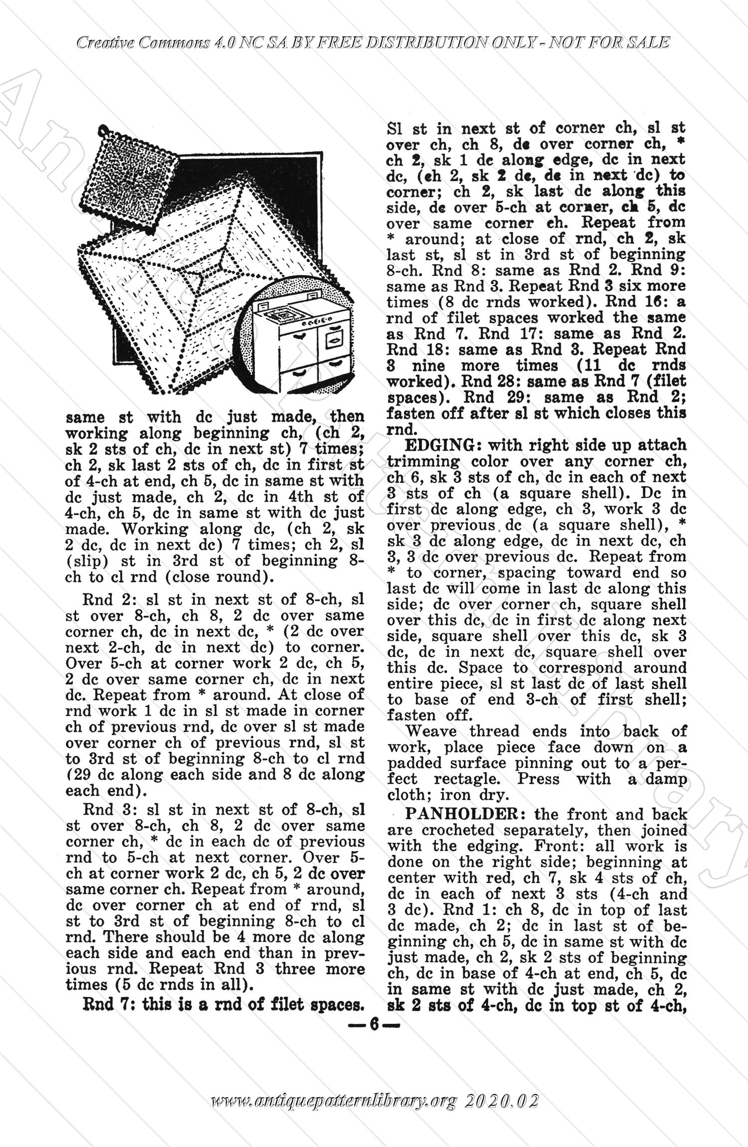 I-WB118 The Workbasket Volume 11 No. 8 - May 1946