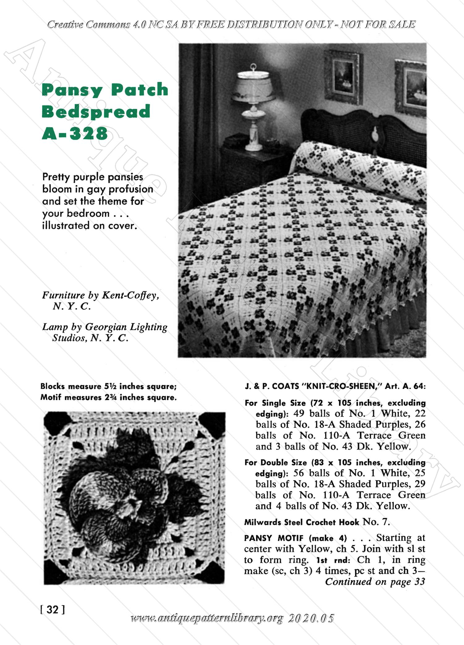 G-KR009 Tablecloths and Bedspreads